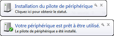 Installation d'un pilote de clé (dongle) pour WINDEV, WEBDEV ou WINDEV Mobile